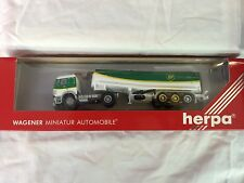 Herpa Truck BP 1:87 H0 Gauge