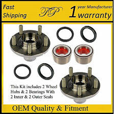 SUBARU FORESTER IMPREZA LEGACY OUTBACK Front Wheel Hub & Bearing Kit (PAIR)