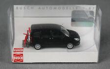 BUSCH 50661 (H0, 1:87) Mercedes-Benz Citan Mit Fahrradträger / Mountainbike NEU!