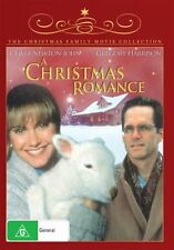 A Christmas Romance - DVD Movie - Stephanie Sawyer Chloe Lattanzi - Drama - NEW