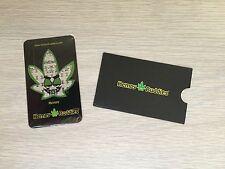Hempy Buddies - Hempy Grinder Card - Made By V Syndicate - FREE SHIPPING