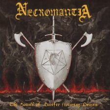 NECROMANTIA - THE SOUND OF LUCIFER STORMING HEAVEN   CD NEW