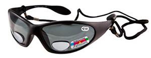 Remaldi polarised fishing glasses UV400 Bifocal wrap around Strength +2.50 Eyes