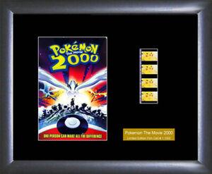 Pokemon The Movie 2000 - Single Film Cell  ZF0215S1