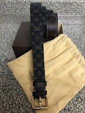 Louis Vuitton Mini Lin Belt