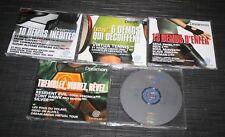 Lot de 5 Demo Dreamon Sega Dreamcast Version PAL FR N°4,5,7&8,10,12 RAYMAN MDK2
