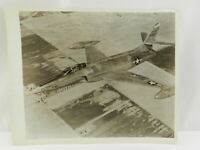 """Vintage Official Photo of USAF F90 Airplane Plane 7.5""""x9.5"""" Military Air Force"""
