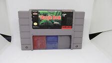 Disney's The Jungle Book (Super Nintendo Entertainment System, 1994) SNES