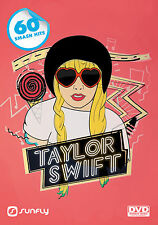TAYLOR SWIFT COLLECTION SUNFLY KARAOKE DVD - 60 HIT SONGS