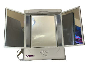 Conair Lighted Makeup Mirror With Magnification Model TM7L natural
