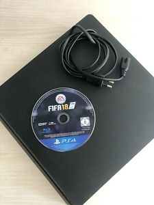 Sony Playstation Ps4 slim 500go  Noir