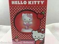 Hello Kitty Precious Moments BALLERINA Ballet Dancer Porcelain Figurine