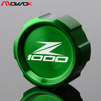 Motorcycle Accessories For Kawasaki Z1000 Rear Brake Fluid Reservoir Oil Cup Cap