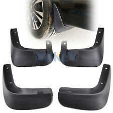 FIT FOR 07-11 TK HOLDEN BARINA CHEVY AVEO 4DR MUD FLAPS SPLASH GUARDS MUDGUARDS