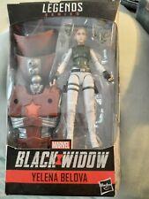 Marvel Comics Marvel Legends Black Widow Yelena Belova Crimson Dynamo BAF NEW
