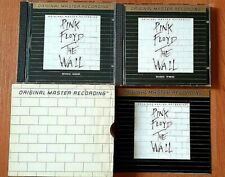 PINK FLOYD - THE WALL - 24Kt Gold CD (2 CD) Mobile Fidelity MFSL