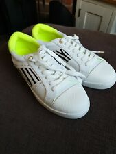 Dune Size 8 Ladies White Trainers
