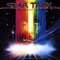 Jerry and Gene Roddenberry Goldsmith - Star Trek: The Motion Picture [CD]