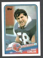 26~~SHANE CONLAN FOOTBALL CARDS~~INCLUDES HIS ~ROOKIE~ CARD!!
