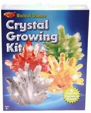 Grow Your Own Crystals Science Experiment Growing Kit Kids Gift