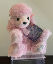 Russ Berrie Shining Stars Pink Poodle Brand New With Sealed Code Tag