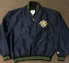 2bf140cadf00a Vtg 80s Milwaukee Brewers Starter Diamond Collection Jacket XL MLB Baseball  90s