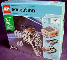 New LEGO Education POWER FUNCTIONS Kit 9628 M Motor 8883 Battery Box 8881 Set