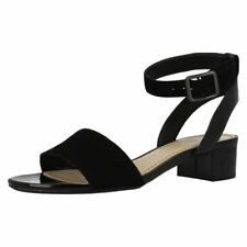 Clarks Suede Evening Sandals & Beach Shoes for Women