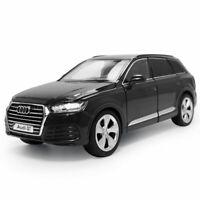 1:32 Scale Audi Q7 SUV Model Car Diecast Gift Toy Vehicle Kids Black Sound Light