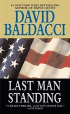 Last Man Standing by Baldacci, David