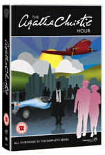 THE AGATHA CHRISTIE HOUR. All 10 episodes series box set. New sealed DVD.