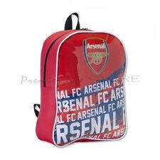 Arsenal Football FC Soccer Impact Team School Backpack Bag New Gift