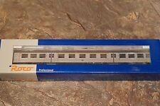 "Roco 45480 ""Silberlinge"" DB 1st/2nd class Passenger car NIB"