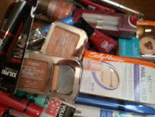 100 PCS OF SALLY HANSEN LOREAL MAYBELLINE COVERGIRL ASSORTED MAKEUP MIXED LOT