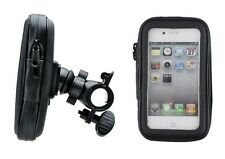 Waterproof Bicycle Bike Stand Holder Mount Case Bag Pouch For Apple iPhone 4 4S