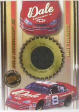 2002 Press Pass Dale Earnhardt Jr SP Hot Treads Race Used Tire # 1724 / 2375