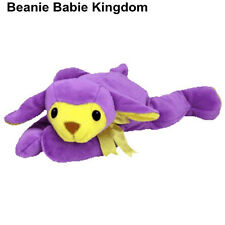 Ty Beanie Pillow Pals * Ba Ba * The Purple & Yellow Lamb