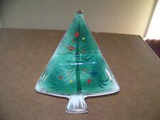 Christmas tree shaped serving dish