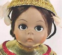 Madame Alexander Indonesia Doll 1978 Vintage 8 in