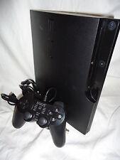 PS3 Slim Konsole von Sony 250GB + Controller