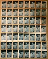 Babe Ruth Lot Of (56) 1985 Topps Circle K #2 Mint Condition New York Yankees