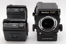 [Exc+++]Mamiya RZ67 Pro w/ Winder,Filmback x3 from Japan #244-H138021