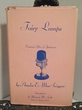 Fairy Lamps Victorian Era Candle Burning Night Lights Lighting MacSwiggan HBDJ