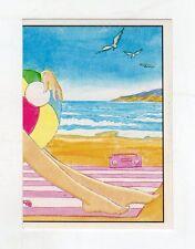 figurina - BARBIE 1989 PANINI - NUMERO 63
