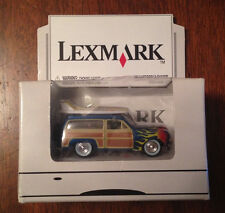 Diecast Model Cars Woody Station Wagon Lexmark Johnny Lightning Collectors Club