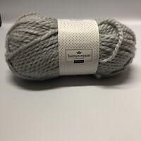 Buttercream Luxe Craft Alpaca Acrylic Super Bulky Gray