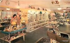 1950s Plymouth New Hampshire Jewel Box Gift Shop Interior 9229