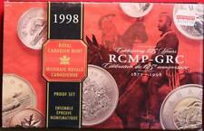 Uncirculated 1998 Canada Proof Set
