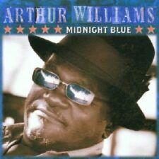 Arthur Williams - Midnight Blue - 2001 Roaster Blues NEW CD
