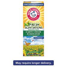 Arm & Hammer Fresh Scentsations Carpet Odor Eliminator Fresh Breeze 30 oz Box 6